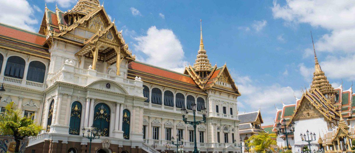 presidential palace in bangkok