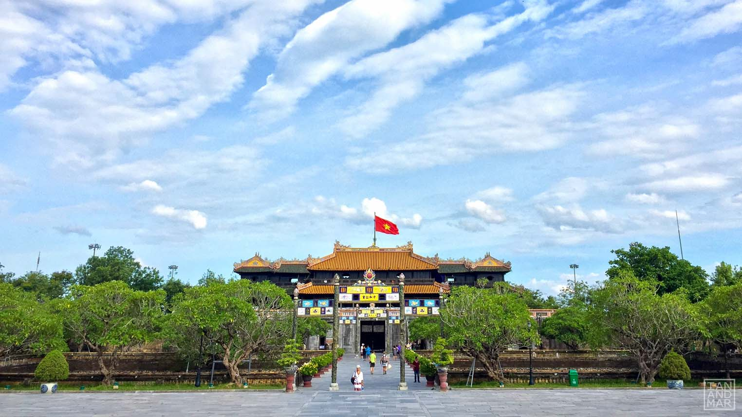 ancient architecture in vietnam