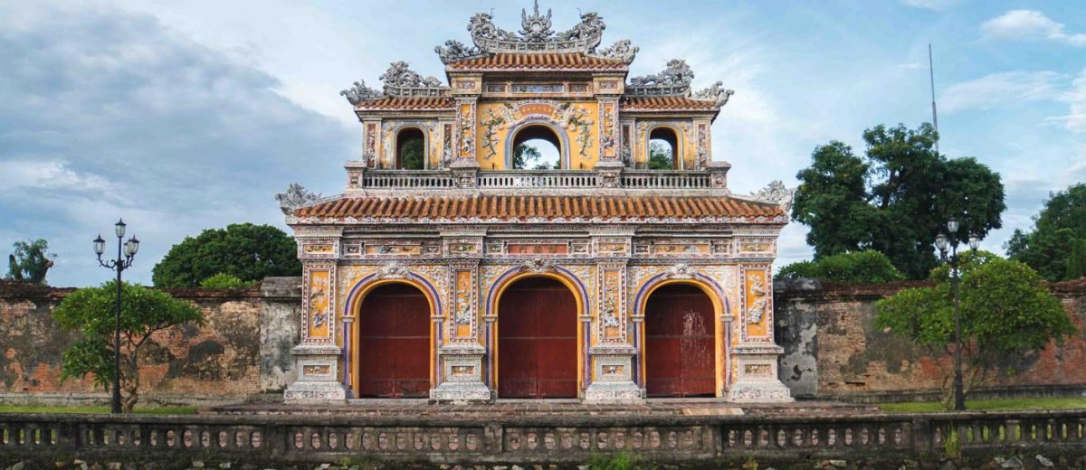 ancient vietnam architecture
