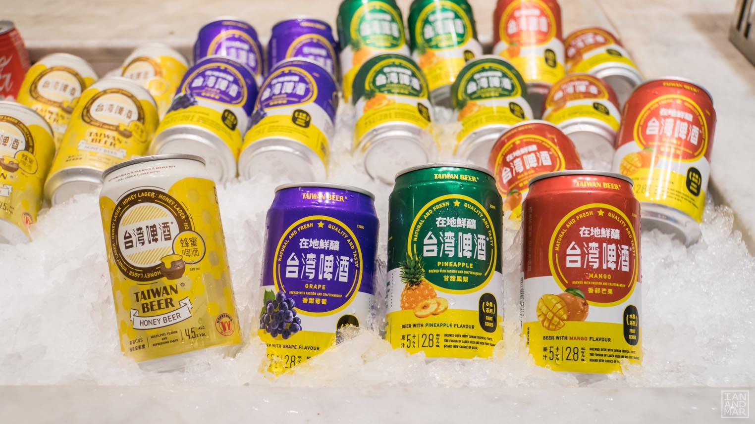 beer with flavor