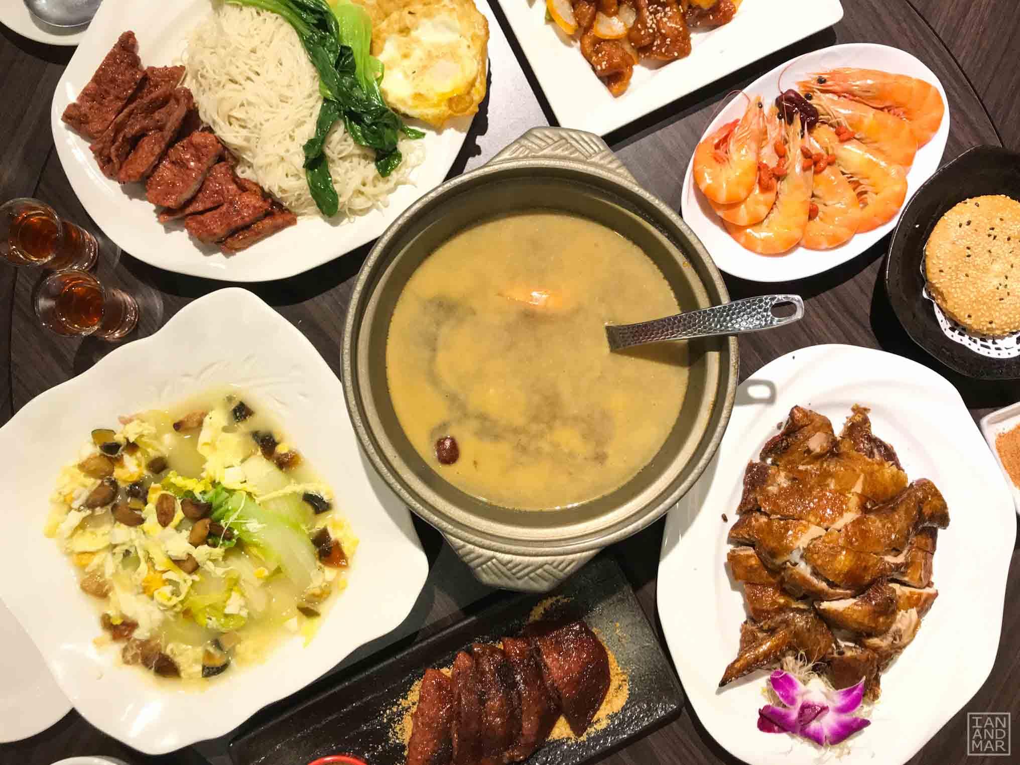 lay flat taiwanese food