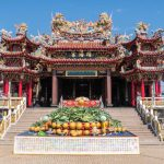 temple in Penghu Taiwan