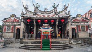 temple in Penghu Taiwan