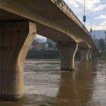 big bridge crossing a big river