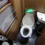 small toilet
