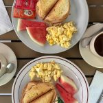 free Bali hotel breakfast